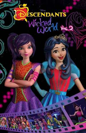Disney Descendants Wicked World Cinestory Comic Vol. 2