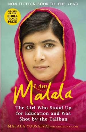 I Am Malala de Malala Yousafzai