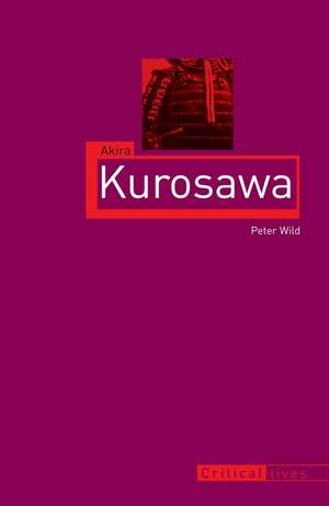 Akira Kurosawa de Peter Wild