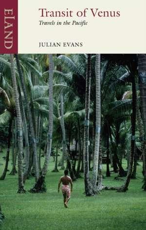 Transit of Venus de Julian Evans