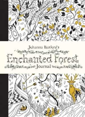 Johanna Basford's Enchanted Forest Journal