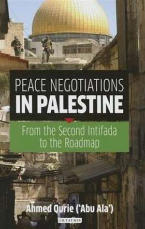 Peace Negotiations in Palestine