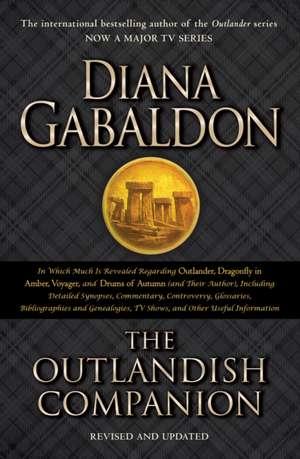 The Outlandish Companion Volume 1 de Diana Gabaldon