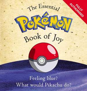 Pokemon Book of Joy