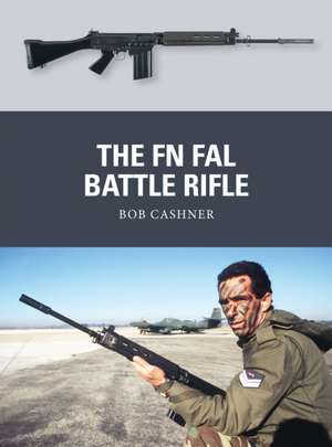 The FN FAL Battle Rifle imagine