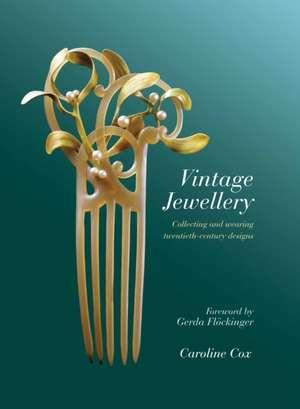 Vintage Jewellery de Caroline Cox