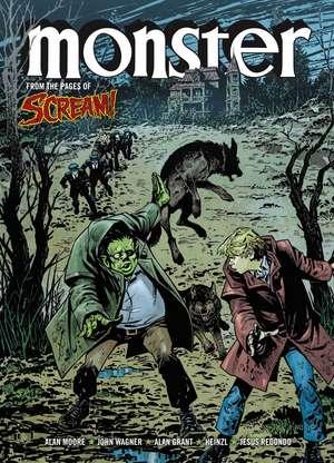 Monster de Alan Moore