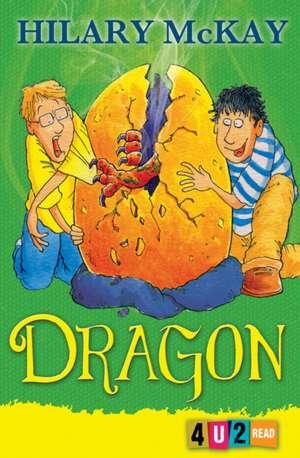 Dragon de Hilary McKay