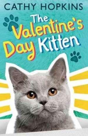 Valentine's Day Kitten