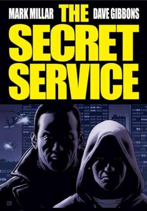 The Secret Service de Mark Millar