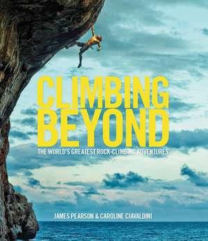 Climbing Beyond de James Pearson