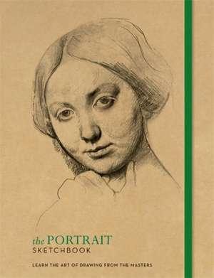 The Portrait Sketchbook de Ilex