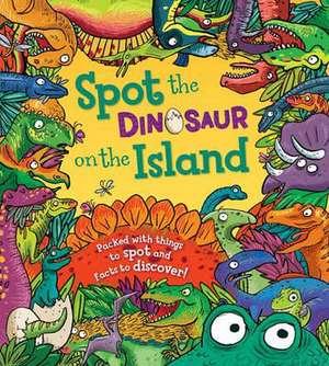 Spot the... Dinosaur on the Island