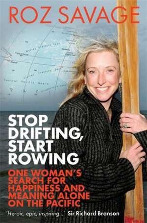 Stop Drifting  Start Rowing