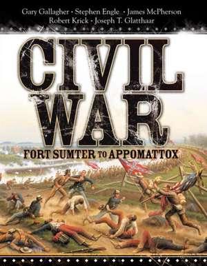 Civil War: Fort Sumter to Appomattox de Gary Gallagher