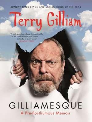 Gilliamesque de Terry Gilliam