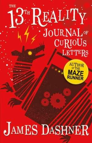 Journal of Curious Letters de James Dashner