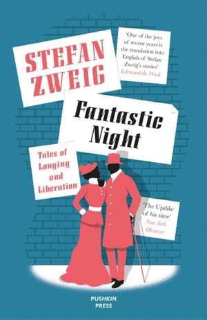 Fantastic Night de Stefan Zweig