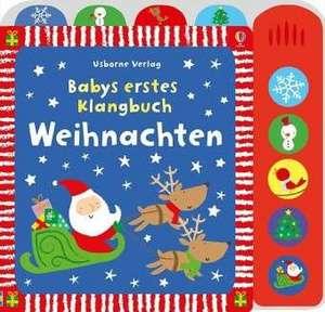 Babys erstes Klangbuch: Weihnachten