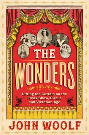 Wonders de John Woolf