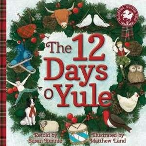 The 12 Days O Yule