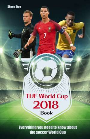 World Cup 2018 Book