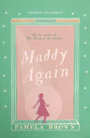 Maddy Again: Blue Door 5 de Pamela Brown