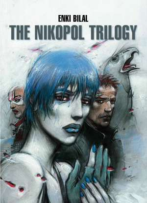 The Nikopol Trilogy:  The Heart of the Prophet de Enki Bilal