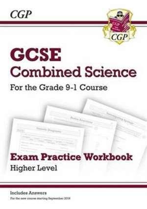 CGP Books: New Grade 9-1 GCSE Combined Science: Exam Practic