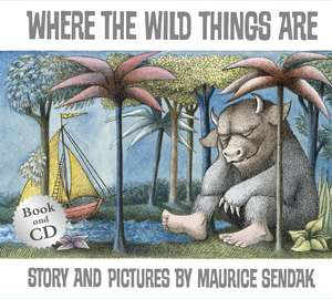 Where the Wild Things Are. Book and CD
