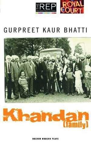 Khandan (Family) de Gurpreet Kaur Bhatti