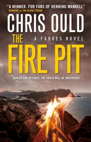 Fire Pit (Faroes Novel 3)