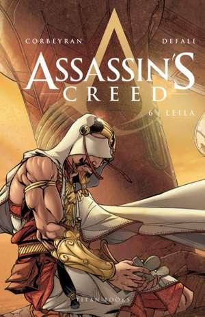 Assassins Creed - Leila  Volume 6