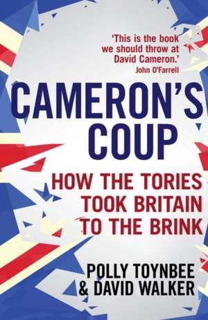 Cameron's Coup de Polly Toynbee