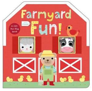 Farmyard Fun! de Roger Priddy