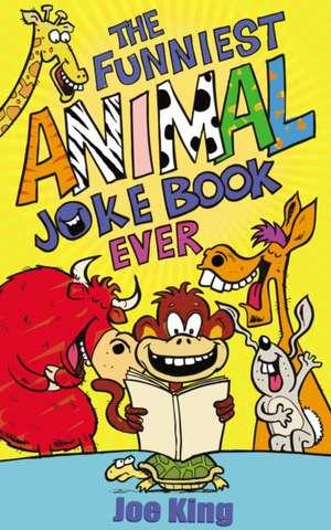 The Funniest Animal Joke Book Ever:  Secret Letters from a Japanese POW de Joe King