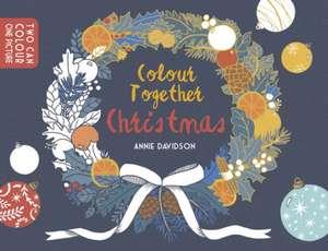 Colour Together: Christmas