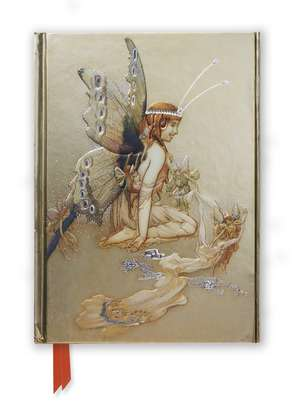 Goble: Pretty Set of Wings (Foiled Journal) de Flame Tree Studio