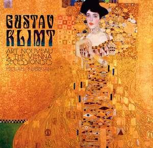 Gustav Klimt: Art Nouveau and the Vienna Secessionists de Michael Kerrigan