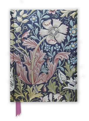 William Morris: Compton (Foiled Journal) de Flame Tree Studio