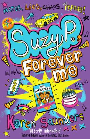 Suzy P, Forever Me