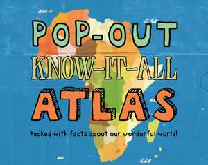 Pop-Out Know-it-All: Atlas de Frances Castle