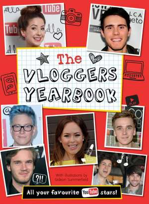 The Totally Unofficial Vloggers Yearbook