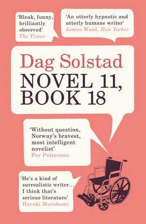 Novel 11, Book 18 de Dag Solstad