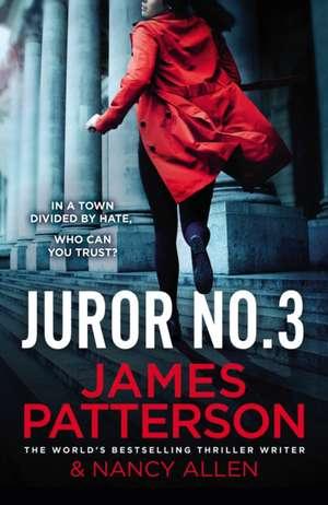 Juror No. 3 de James Patterson