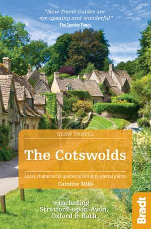 Cotswolds (Slow Travel) de Caroline Mills