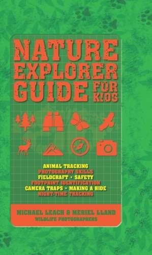Nature Explorer Guide for Kids