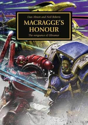 Macragge's Honour. Roman grafic de Dan Abnett