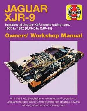 Jaguar Xjr-9 de Michael Cotton