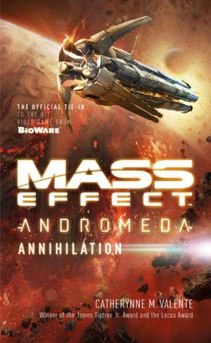 Mass Effect: Annihilation de Catherynne M. Valente